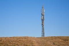 Mât de télécommunication Image libre de droits