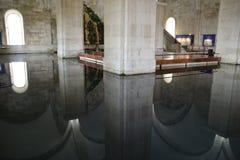 Mãe D'Água Amoreiras Reservoir Stock Photography