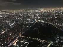 México-Stadt Lizenzfreie Stockfotos