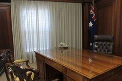 Mówca dom przedstawiciela biuro przy Starym parlamentu domem w Canberra obraz stock