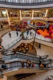MÃ ¼ nchen, Duitsland, in de war brengt 2019 - Piepgeluidwinkelcentrum royalty-vrije stock afbeelding