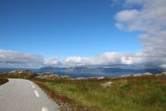 MÃ¥løy, Норвегия Стоковое фото RF