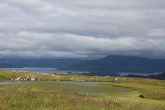 MÃ¥løy, Norvège Images libres de droits