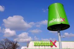 Mömax 免版税库存图片