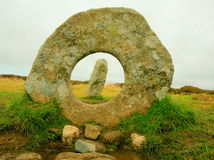 Mên-an-Tol Images stock