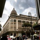 Méxicostad royalty-vrije stock foto