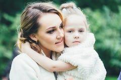 Mãe com sua criança fotos de stock royalty free