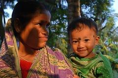 Mãe & criança Fotos de Stock Royalty Free
