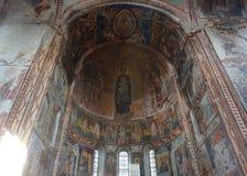 Mãe do monastério de Gelati do fresco do deus foto de stock royalty free