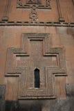 Mãe santamente do St da decoração da igreja do deus Imagens de Stock