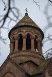 Mãe santamente do St da decoração da igreja do deus Foto de Stock Royalty Free