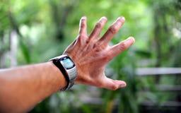 Mão Foto de Stock Royalty Free