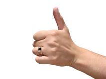 Mão Imagens de Stock