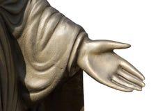 Mão fotografia de stock