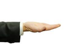 Mão Fotografia de Stock Royalty Free