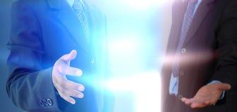 Mão a agitar Foto de Stock