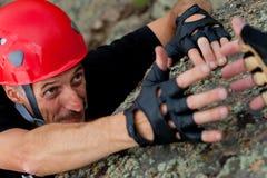 Mão da ajuda Imagem de Stock