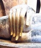 Mão da Buda Imagem de Stock Royalty Free