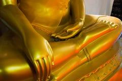 Mão da Buda fotografia de stock