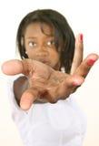 Mão da mulher Fotografia de Stock Royalty Free