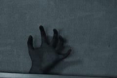 Mão da sombra fora imagem de stock