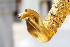 Mão das estátuas Imagens de Stock