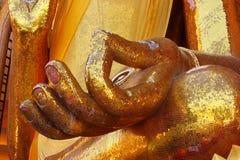 Mão de Buddha Imagens de Stock Royalty Free