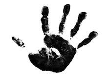 Mão de Childs Imagem de Stock