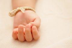 Mão do bebê Imagens de Stock Royalty Free