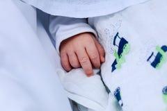 A mão do bebê Imagem de Stock Royalty Free