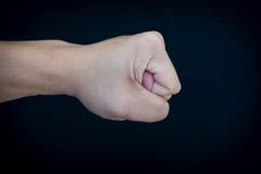 Mão do punho Imagem de Stock Royalty Free
