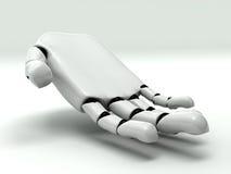 Mão do robô Fotografia de Stock Royalty Free