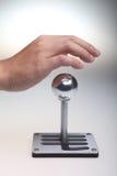 Mão e deslocador Imagem de Stock