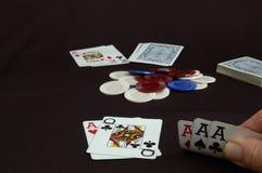 Mão ideal Foto de Stock