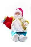 Mão - Santa feita Fotografia de Stock Royalty Free
