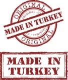 Mão - selo feito Imagem de Stock