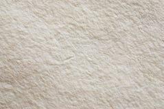 Mão - textura de papel feita Fotos de Stock