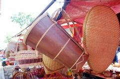 A mão tradicional crafted o produto imagens de stock royalty free