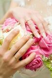 Mãos Fotos de Stock Royalty Free