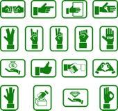 Mãos Imagens de Stock