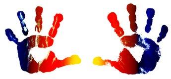 Mãos ilustração do vetor