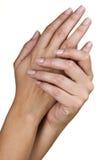 Mãos Foto de Stock