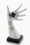 Mãos da porcelana imagem de stock royalty free