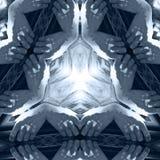 Mãos de agarramento Mystical   Imagem de Stock