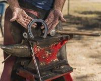 Mãos de trabalho Imagem de Stock Royalty Free