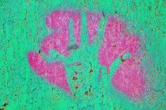 Mãos do contorno Imagem de Stock Royalty Free
