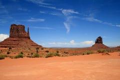 Mãos do deserto Imagens de Stock Royalty Free