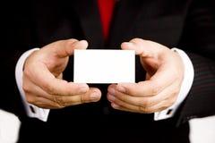 Mãos do negócio foto de stock