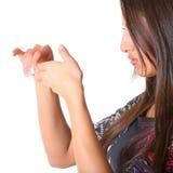Mãos fêmeas Fotos de Stock