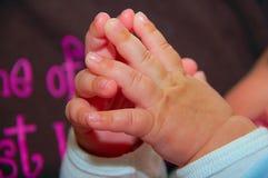Mãos Praying Fotografia de Stock Royalty Free